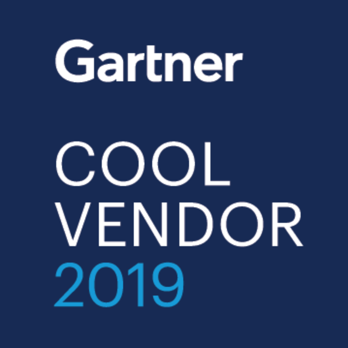 Gartner 2019 Cool Vendor